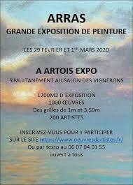CETTE EXPOSITION EST ORGANISÉE PAR ŒUVRE D'ARTISTES
