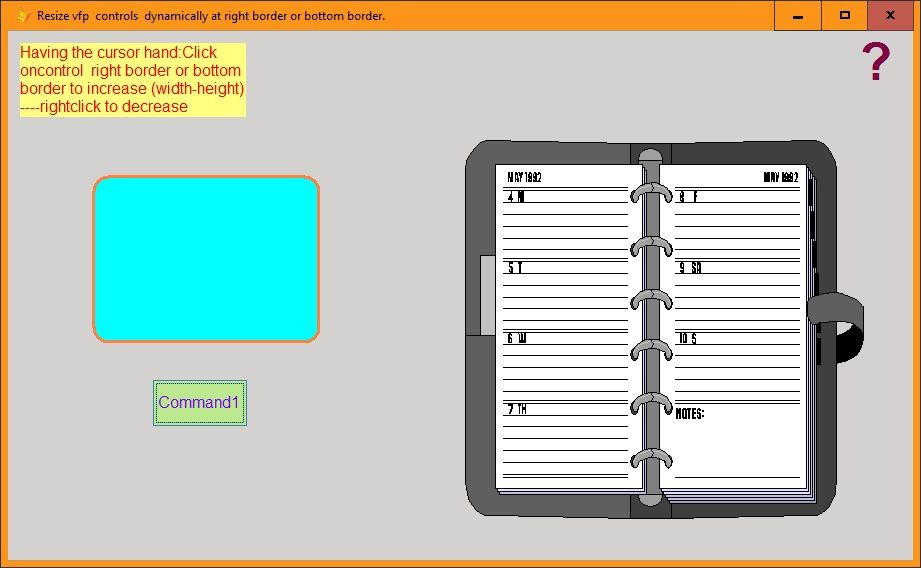 Working on VFP objects dynamically - partI