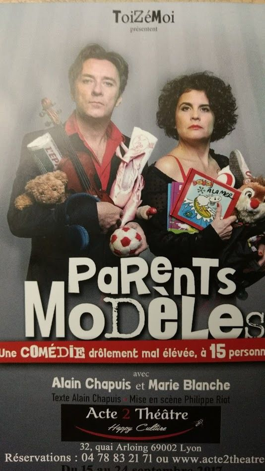 Toizemoi parents modeles