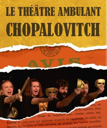 Le théâtre ambulant Chopalovitch