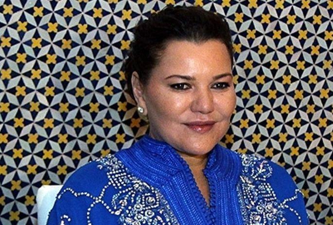 Maroc : sœur de Mohammed VI, Lalla Hasnaa à l'origine du divorce de Lalla Salma ?