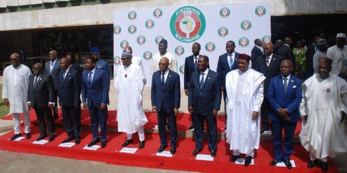 Abuja a accueilli le 54e sommet ordinaire de la CEDEAO