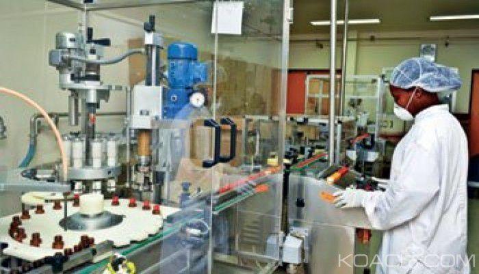 Industrie pharmaceutique : Une filiale du groupe Servier lance ses activités en Côte d'Ivoire