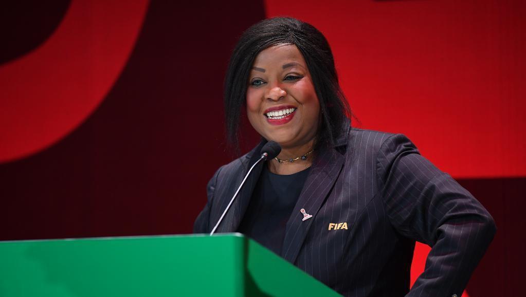 Fatma Samoura, symbole et artisane de l'ouverture du football mondial
