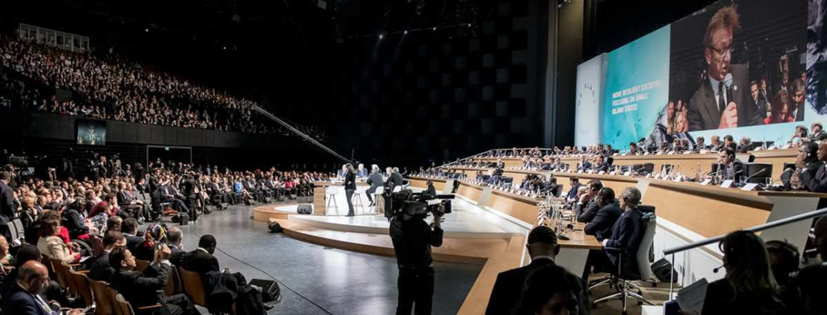 One planet summit: Le groupe de la Banque mondialeannonce 22,5 milliards de dollars de financements supplémentaires pour renforcer l'action climatique