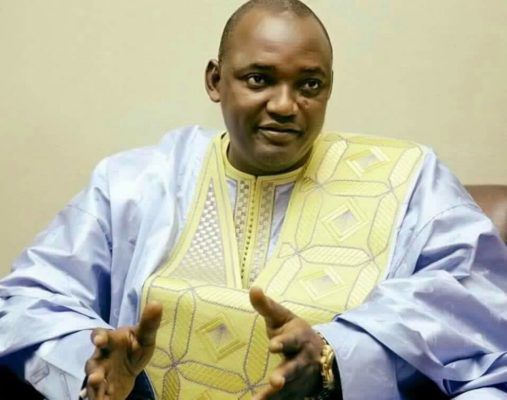 The Africa Road Builders 2019: Adama Barrow remporte lesuper prix Grand Bâtisseur- trophée Babacar NDIAYE