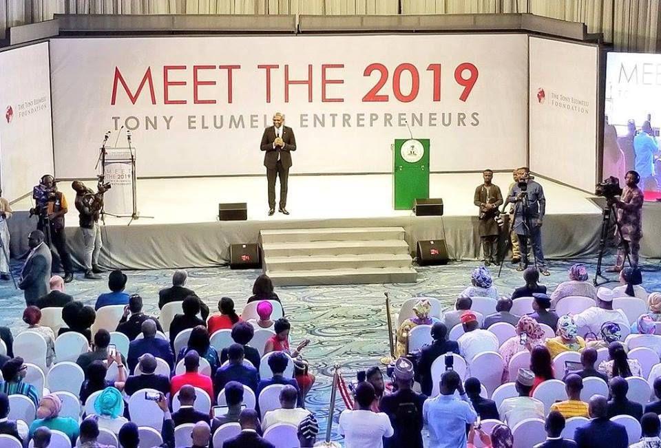 Fondation Tony Elumelu: 13 Ivoiriens sélectionnés pour leProgramme d'entrepreneuriat 2019
