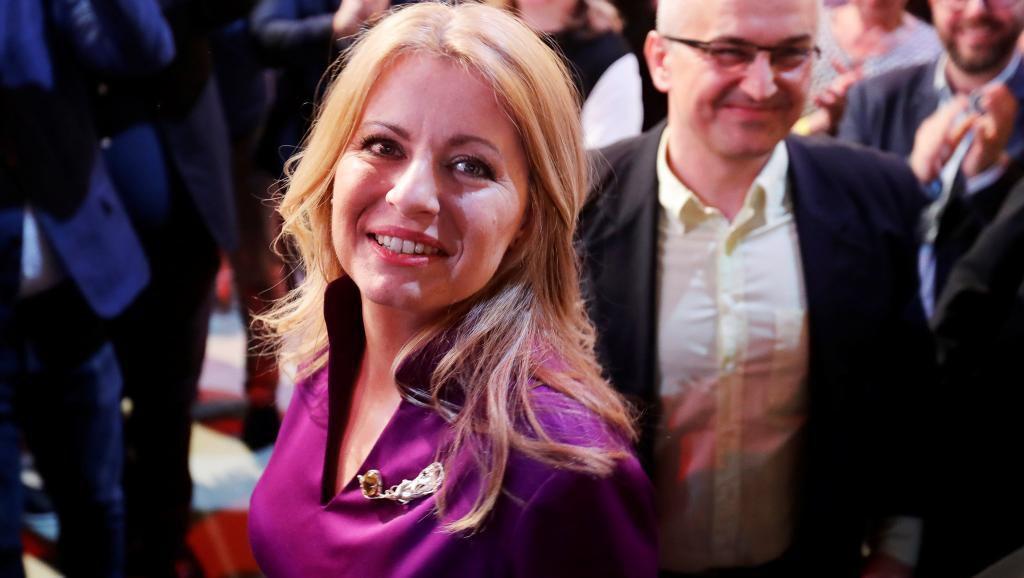 Zuzana Caputova devient la première femme élue présidente de la Slovaquie