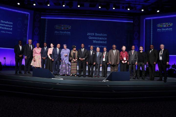 Forum ''Mo Ibrahim Governance week-end'': Les dirigeants africains rendent hommage à Kofi Annan