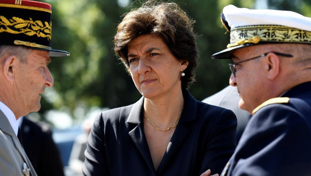 UE: la France propose l'ancienne ministre Sylvie Goulard à la Commission