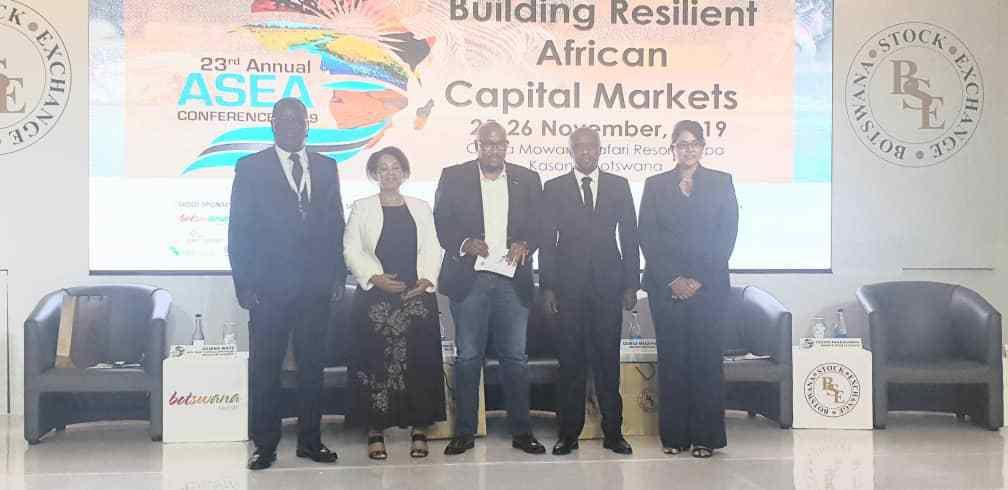 23e Conférence annuelle de l'ASEA: Dr Edoh Kossi Amenouve exhorte à soutenir les PME