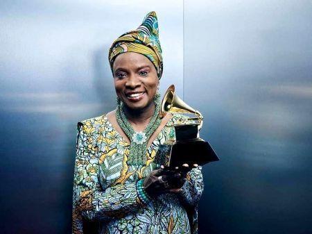 La Béninoise Angélique Kidjo remporte le Grammy Award du meilleur album des musiques du monde