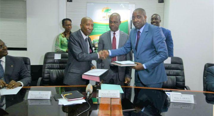 Sauvegarde des aires protégées en Côte d'Ivoire: la FPRCI apporte un financement de 1,2 milliard Fcfa