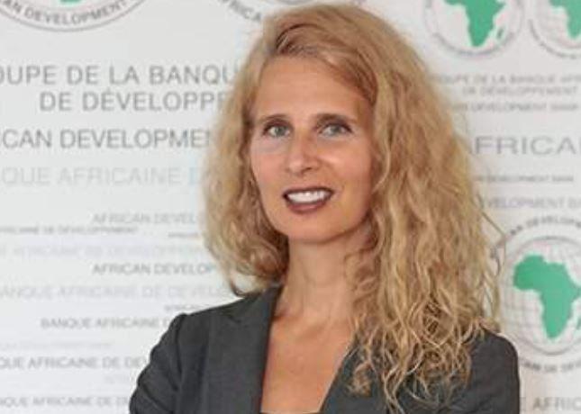 La Vice-présidente Jennifer Blanke fait ses Adieux à la Banque Africaine de Développement