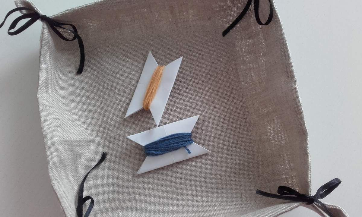 origami pour brodeuse ?