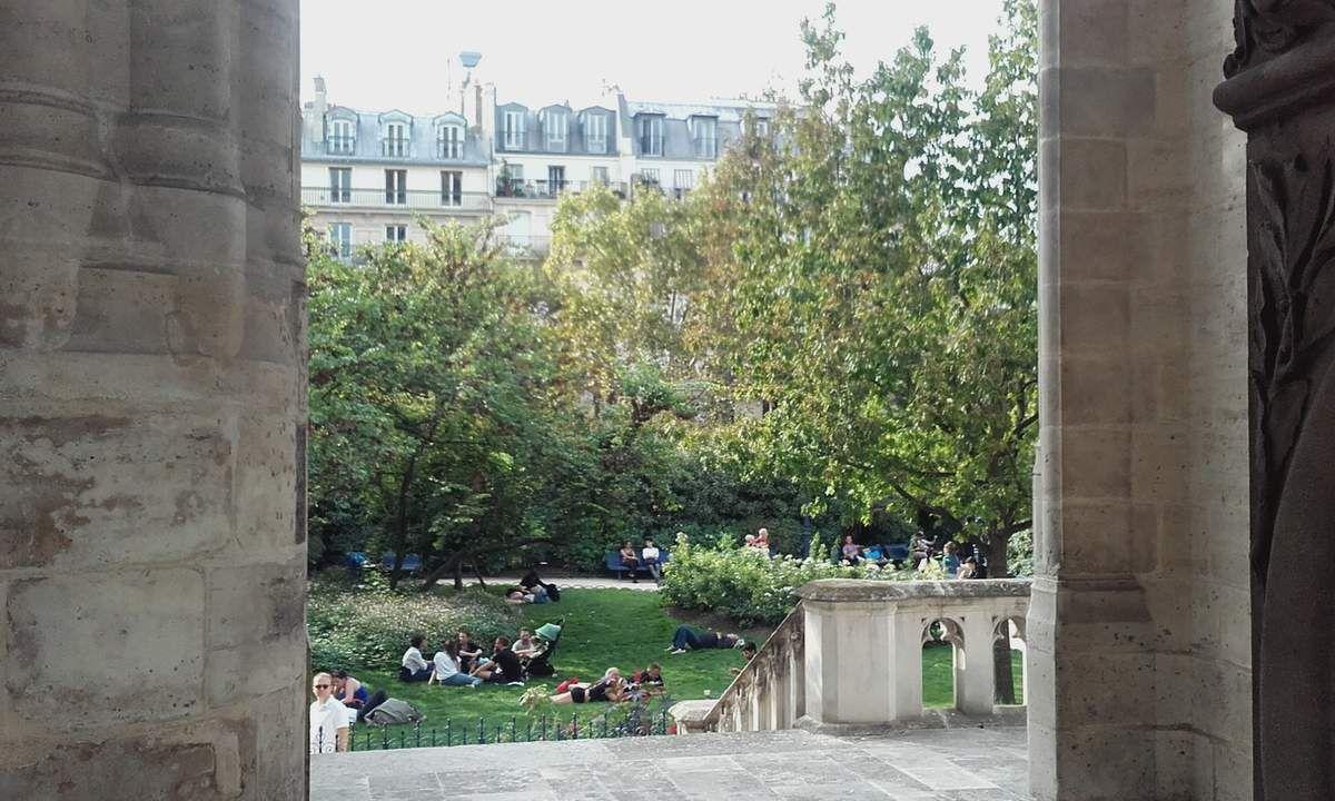 la plus belle vue de Paris