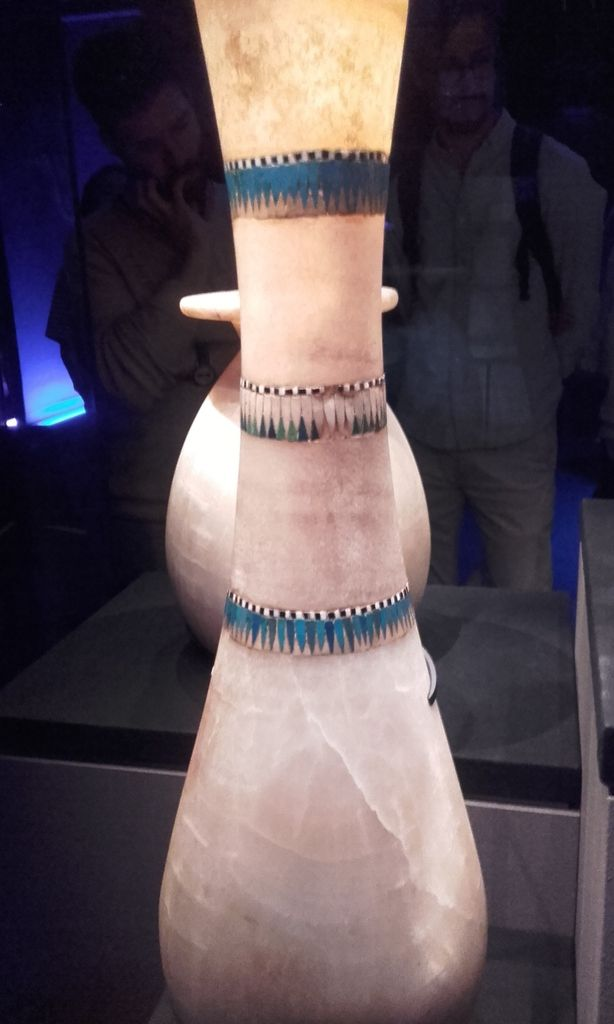 Paris : expo Toutankhamon