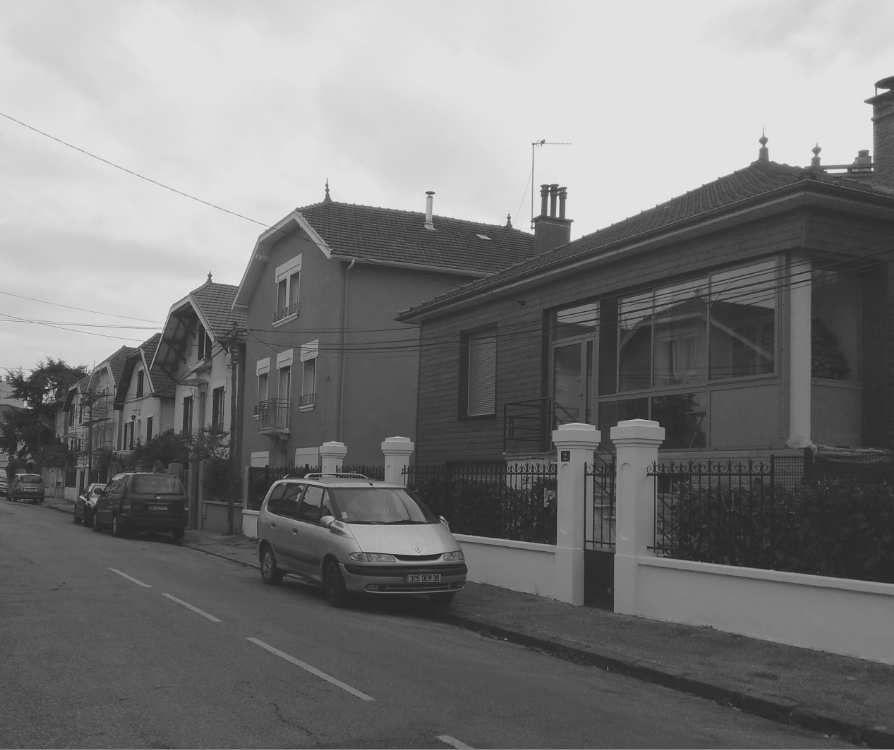 Lotissement Louvois: rue  Charcot