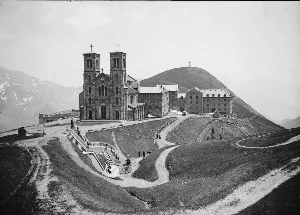 la basilique du sanctuaire