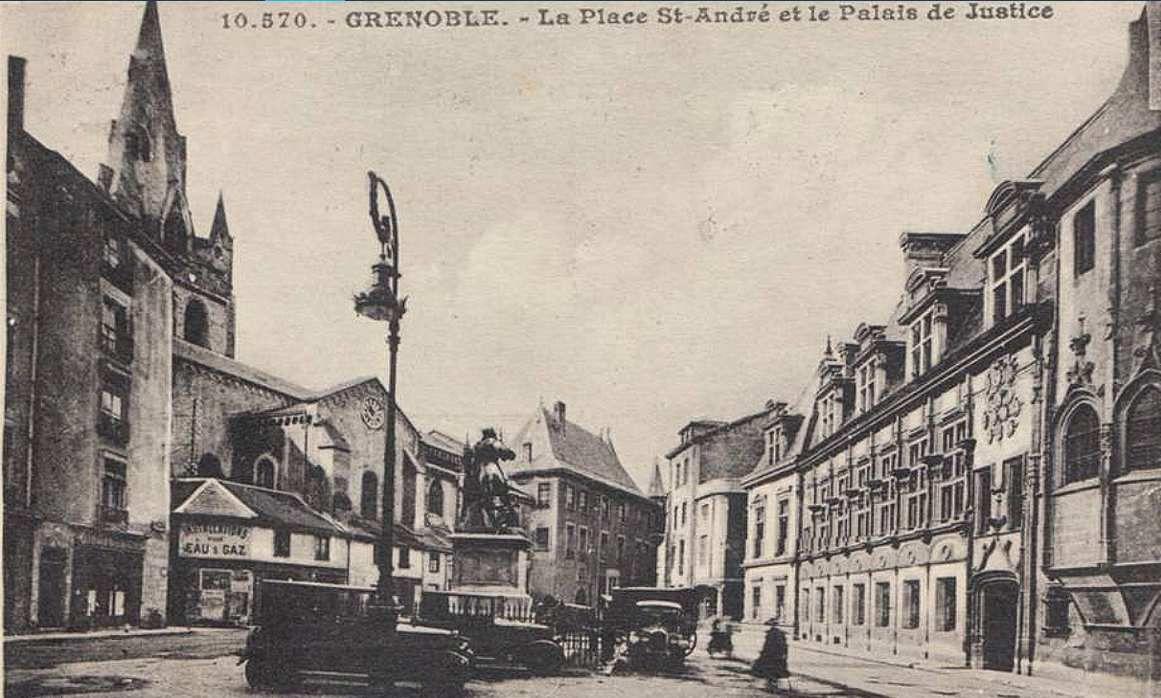 Place  Saint-André