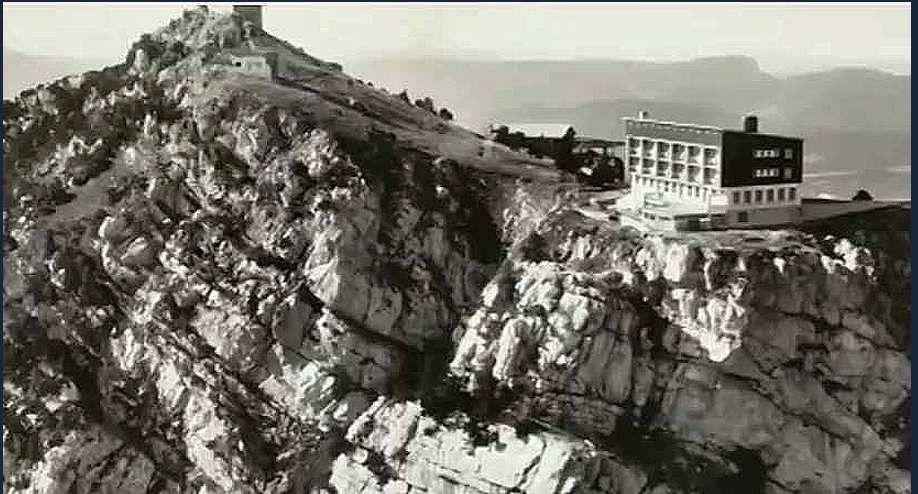 Hotel Ermitage au bord de la falaise