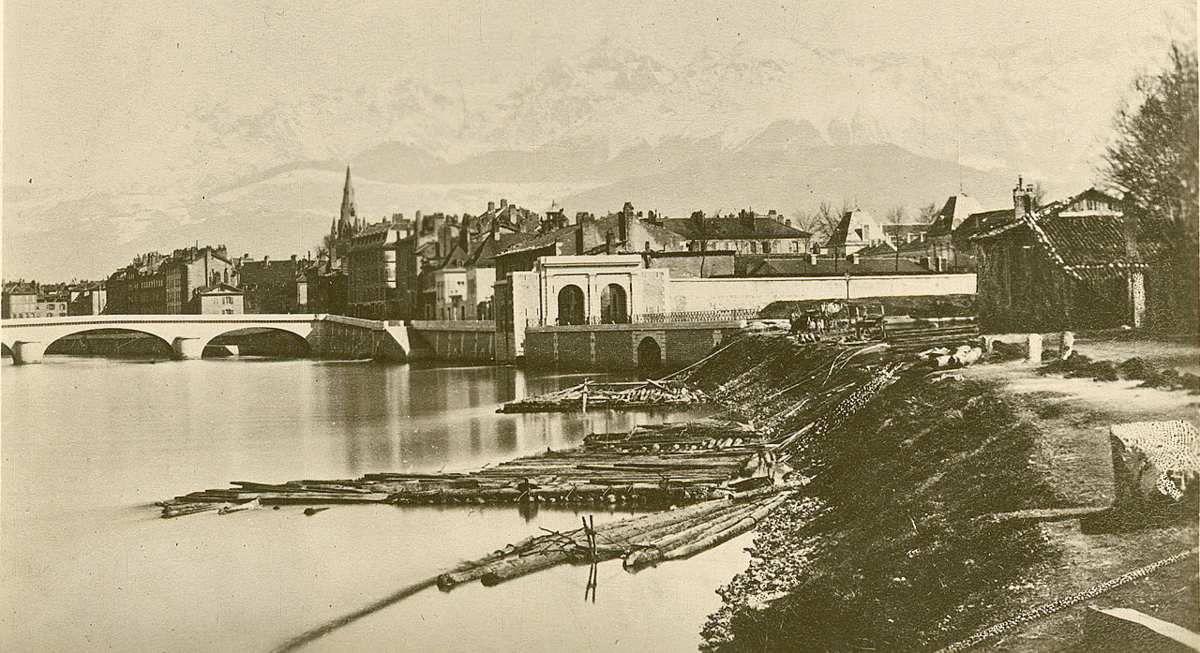 Qyuai Brosse - milieu du XIXème siècle