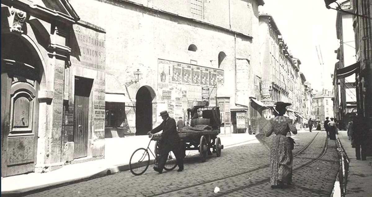 Ancienne halle - début XXème siècle