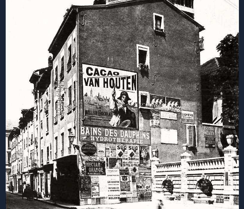 Rue Montorge - immeubles rasés
