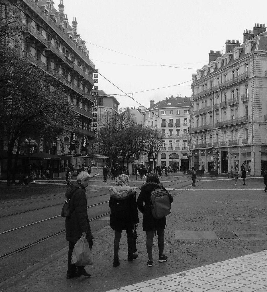 Rue Felix Poulat  en 2019