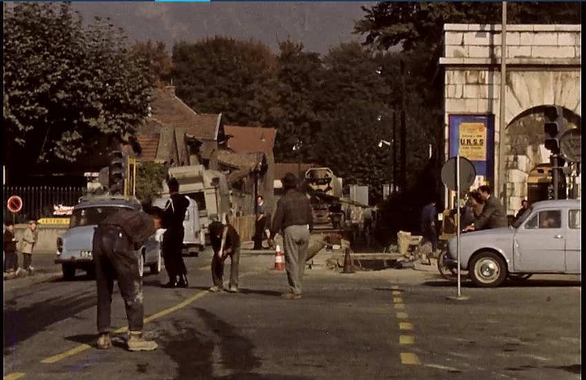 Boulevard des Adieux (limite quartier mutualité et Bd Maréchal Leclerc