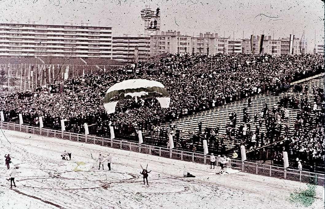 Grenoble - les années 60 - le chantier des jeux olympiques - Episode 3