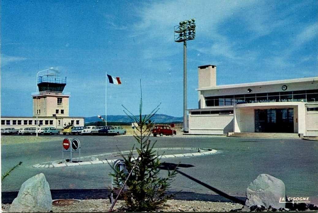 L'aéroport : les pistes