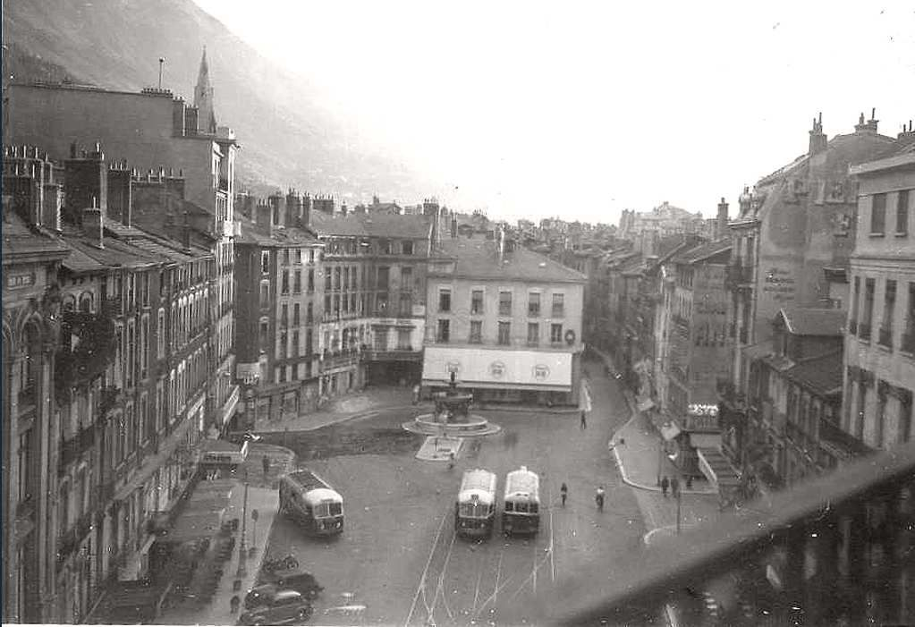Place Grenette (1950)