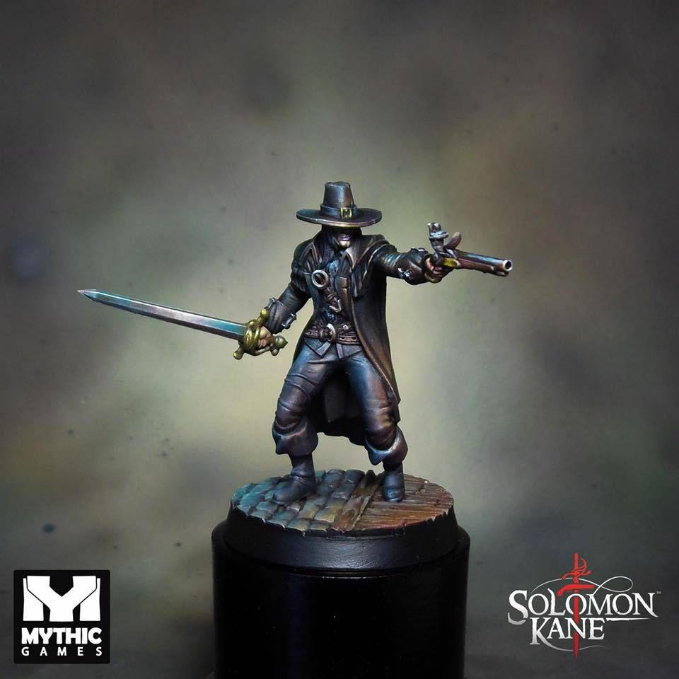 Solomon Kane dégaine chez Mythic Games