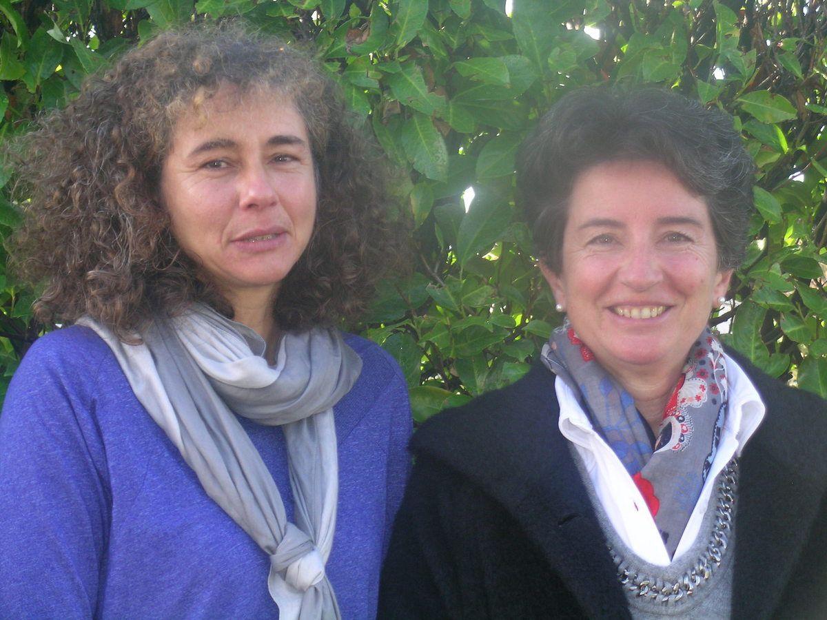M.Hélène SCHAAPER et Dominique CAVAILLE-GUYON