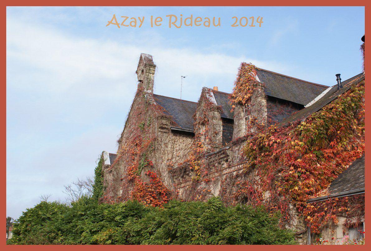 Azay le Rideau. 2014