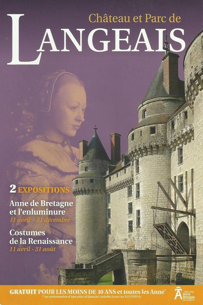 Château de Langeais. 2014