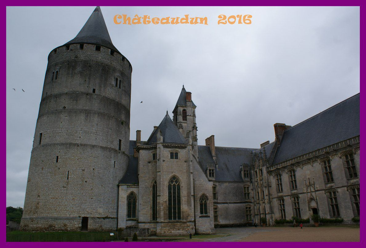 Châteaudun. 2016