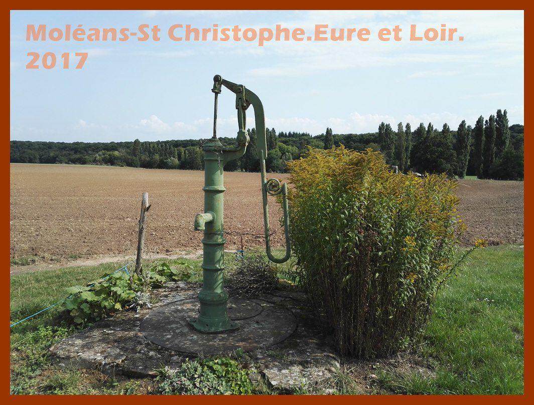Randonnée à Moléans. Eure et Loir 2017.