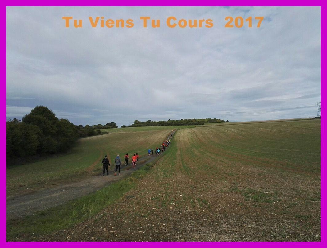 Tu Viens Tu Cours. TVTC 2017.