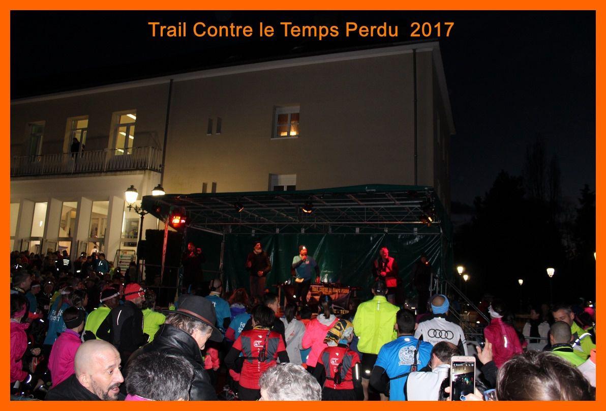 Trail Contre le Temps Perdu  2017.