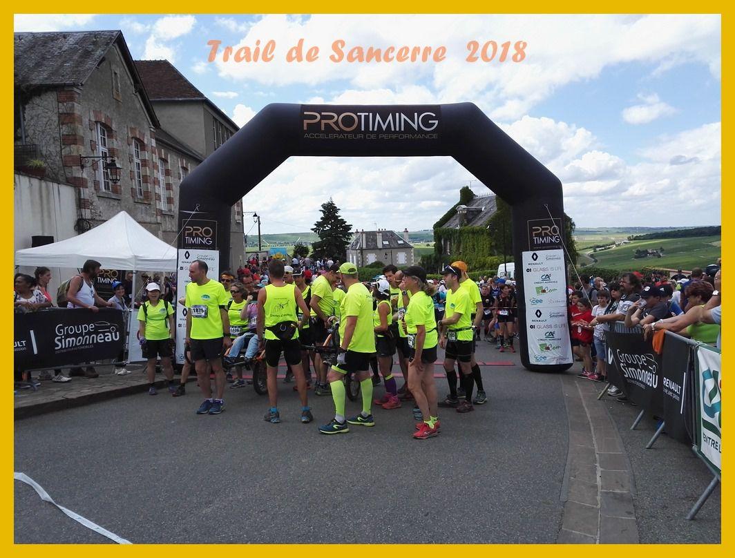 Trail de Sancerre 2018.
