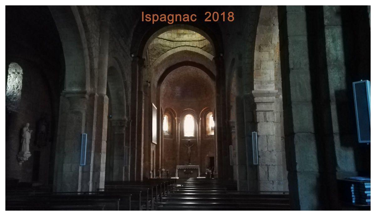 Eglise d'Ispagnac