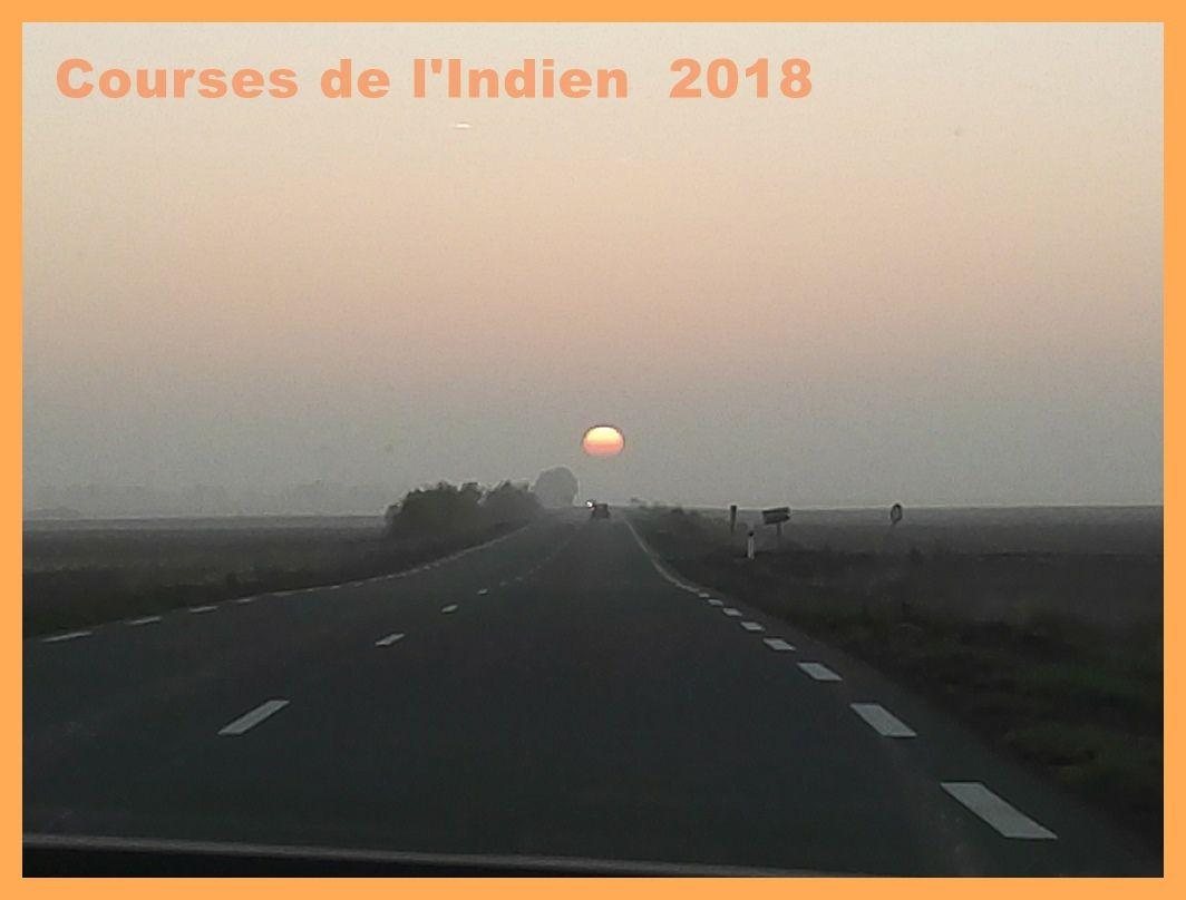 Les Courses de l'Indien 2018.