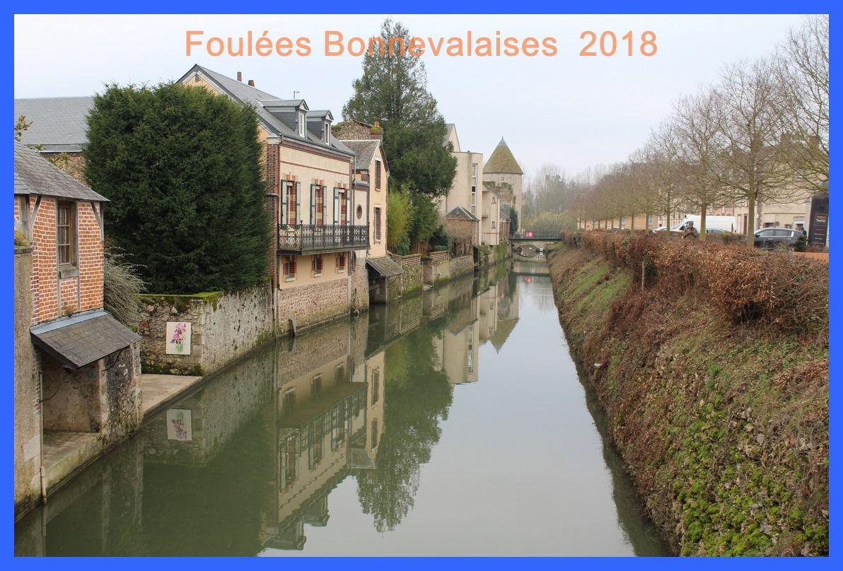 Foulées Bonnevalaises 2018.