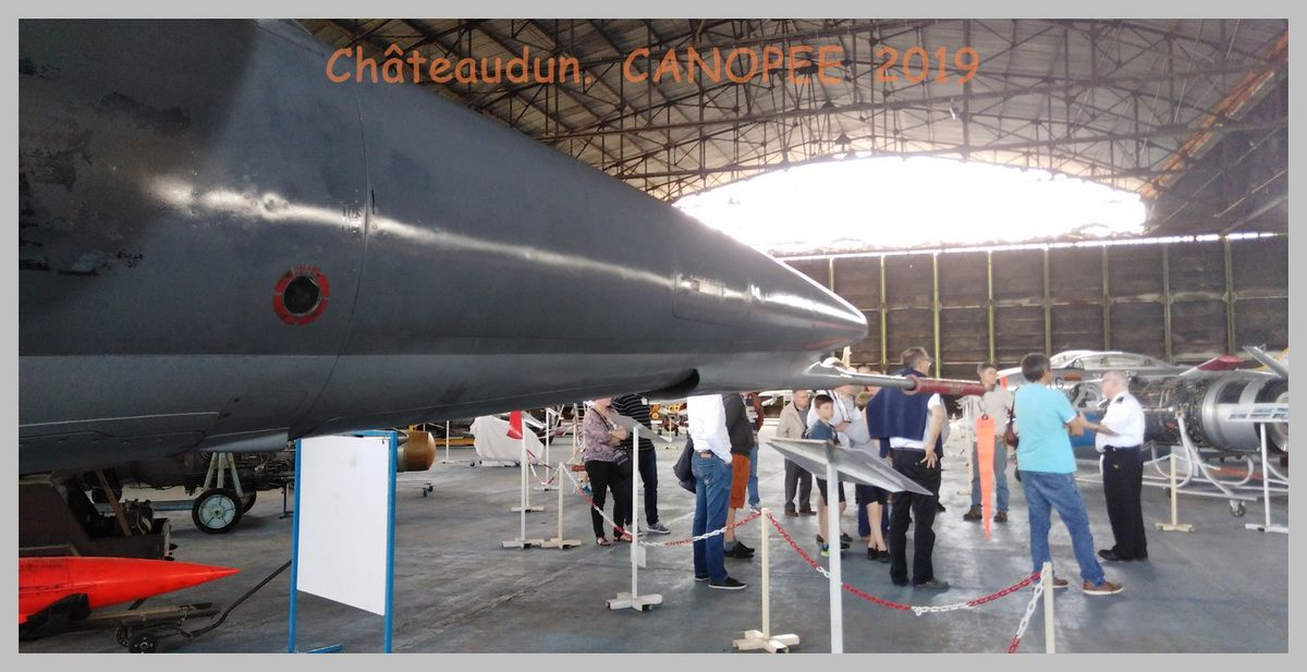 Visite du CANOPEE à Châteaudun. 2019