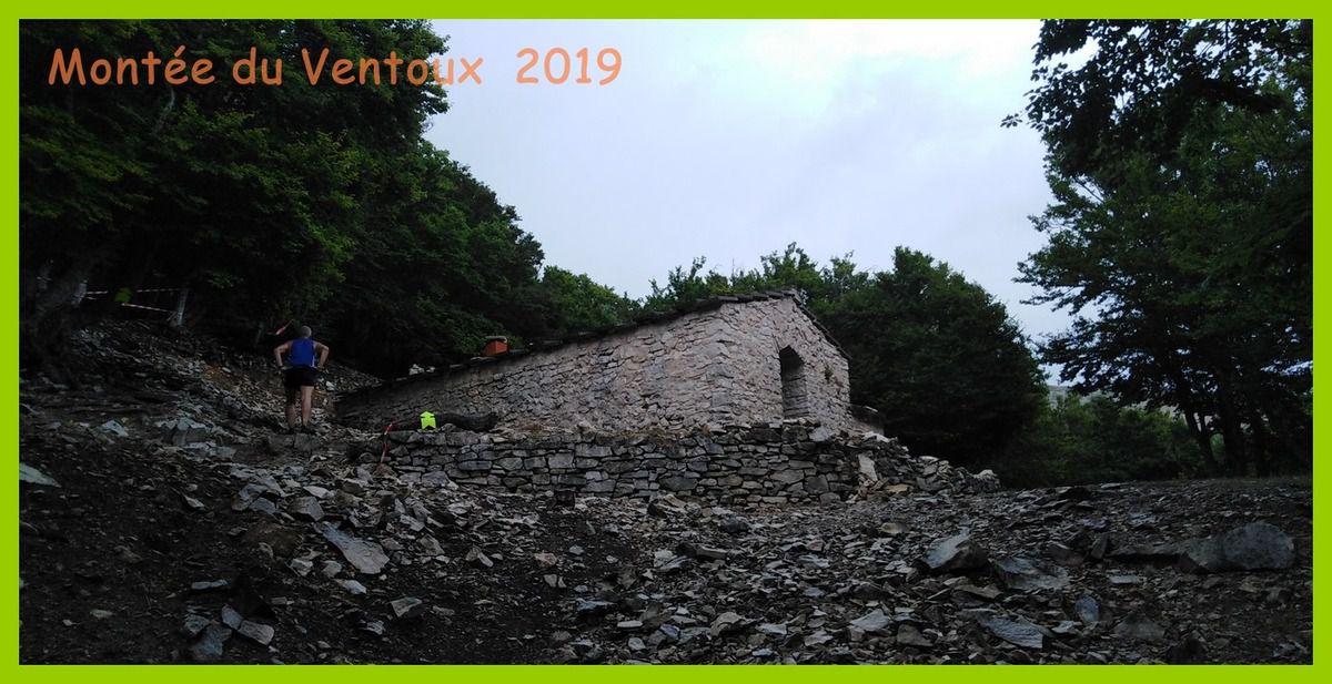 Montée du Ventoux 2019 à Bédoin.