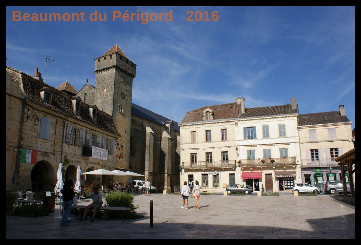 Bastide Beaumont du Périgord 2016.