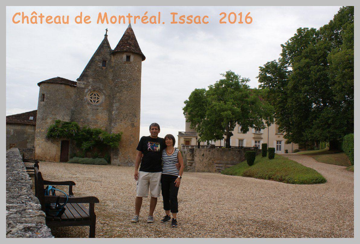 Issac. Château de Montréal. 2016