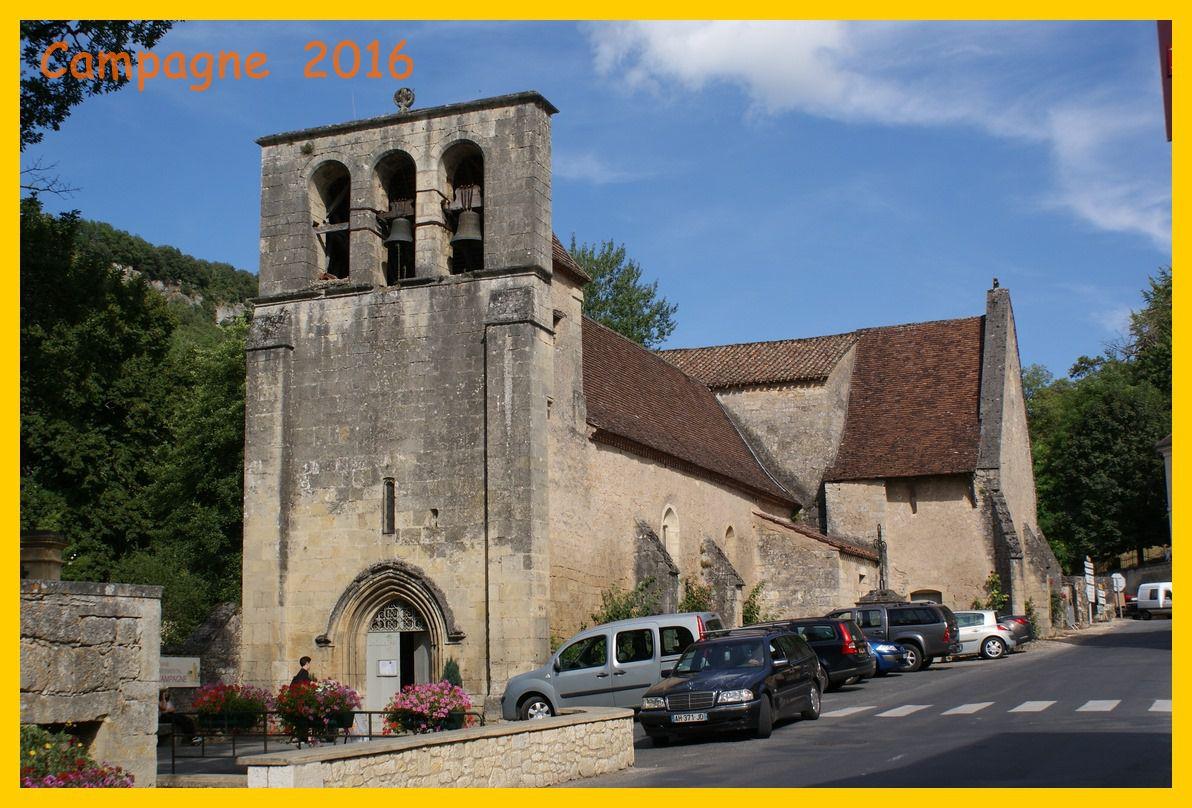 Eglise Saint-Jean- Baptiste de Campagne